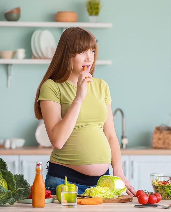 Prendre soin de soi quand on est enceinte