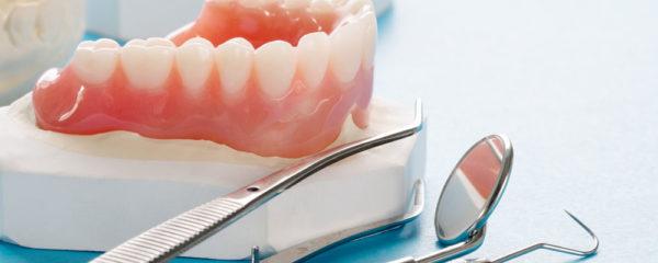Dentier fixe