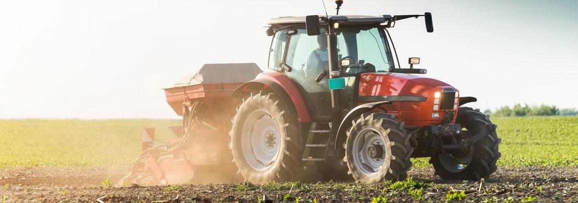 Tracteur agricole d'occasion