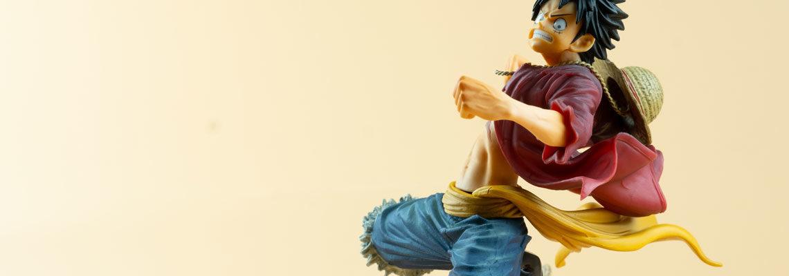 One Piece en figurines