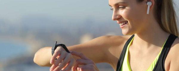 montre connectée GPS