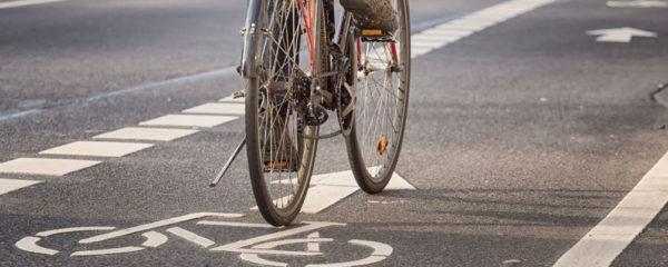 sécurité de cycliste